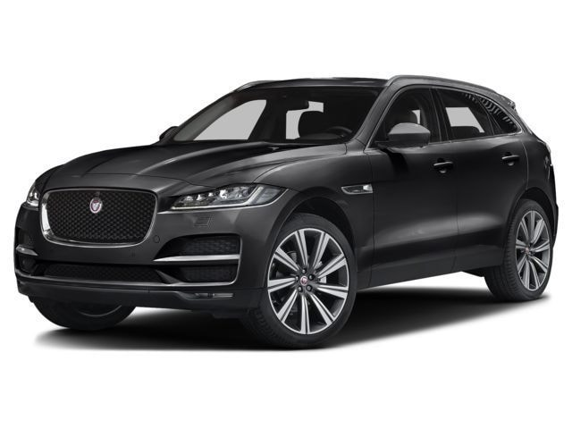 Used 2017 Jaguar F-PACE 35t SUV Boston Massachusetts