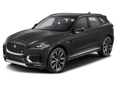 Used 2017 Jaguar F-PACE S SUV for sale in Houston
