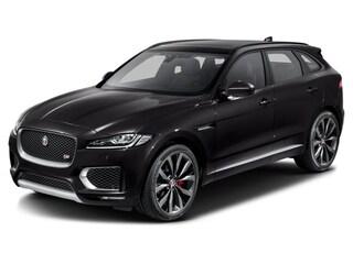 2017 Jaguar F-PACE S SUV