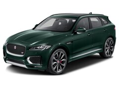 Used 2017 Jaguar F-PACE S SUV in San Diego