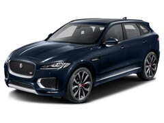 Pre-Owned 2017 Jaguar F-PACE S SUV J18362-1 in Austin, TX