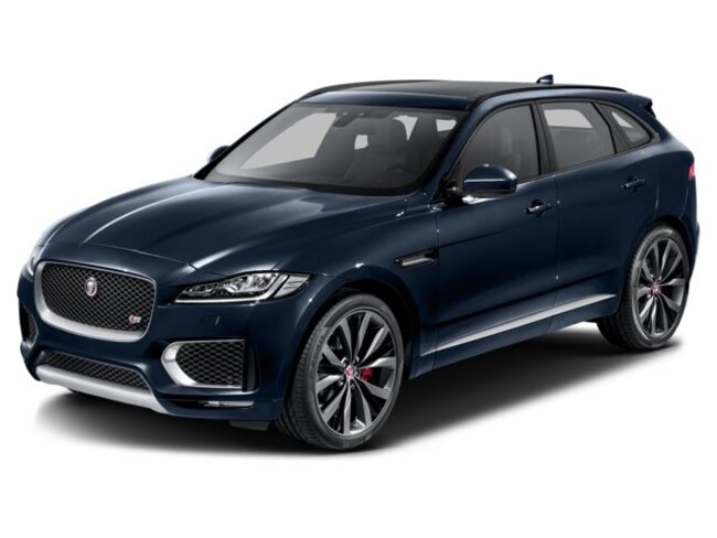 Used 2017 Jaguar F-PACE S SUV in Austin, TX
