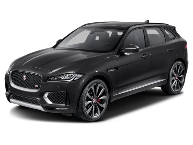 New 2017 Jaguar F-PACE S SUV Buffalo NY