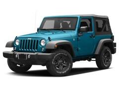2017 Jeep Wrangler JK BIG BEAR 4X4 Sport Utility