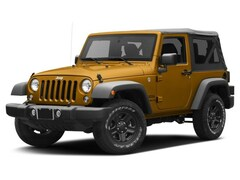 New 2017 Jeep Wrangler Sport 4x4 SUV 1C4AJWAG6HL738587 for sale in Cheshire at Bedard Bros. Chrysler Jeep Dodge