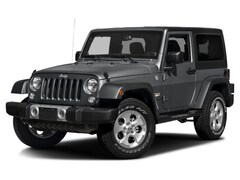 New 2017 Jeep Wrangler Sahara 4x4 SUV in Branford, CT