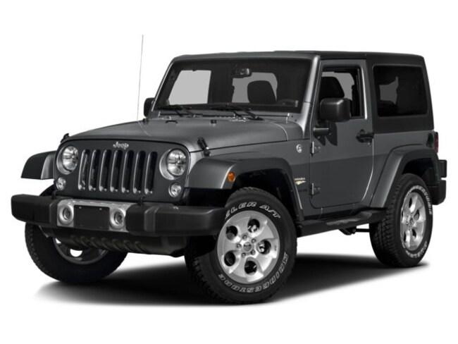 New 2017 Jeep Wrangler Sahara 4x4 SUV Long Island