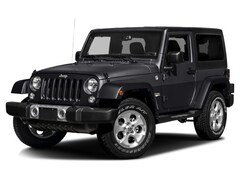 New 2017 Jeep Wrangler Sahara 4x4 SUV for sale in Easley, SC
