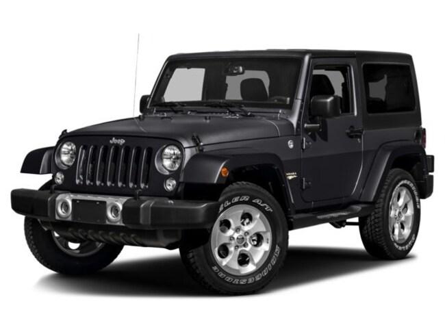 2017 Jeep Wrangler JK WINTER 4X4 Sport Utility