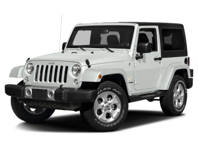 New 2017 Jeep Wrangler Sahara 4x4 SUV Long Island