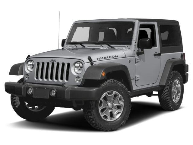 2017 Jeep Wrangler JK RUBICON 4X4 Sport Utility