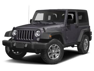 2017 Jeep Wrangler Rubicon 4x4 SUV