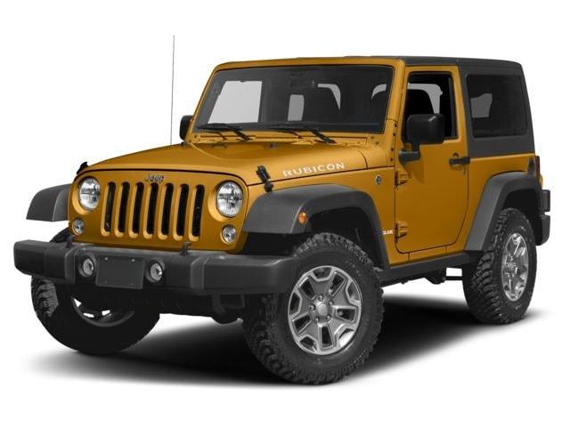 2017 Jeep Wrangler SUV