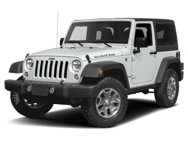New 2017 Jeep Wrangler Rubicon 4x4 SUV Long Island