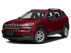 New 2017 Jeep Cherokee Sport 4x4 SUV in Fairfield