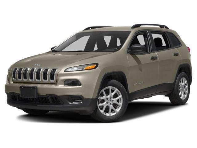 2017 Jeep Cherokee Sport Wagon