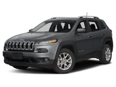Used 2017 Jeep Cherokee Latitude SUV 1C4PJMCS6HW594652 for Sale in Rutland, VT at Brileya's Chrysler Jeep