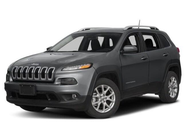 New 2017 Jeep Cherokee Latitude 4x4 SUV Long Island