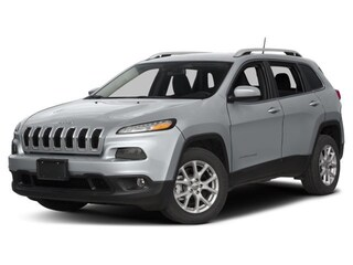 Used 2017 Jeep Cherokee Latitude 4x4 SUV in Archbold, OH