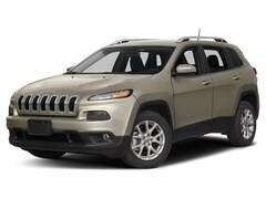 Used 2017 Jeep Cherokee Latitude SUV in Slatington