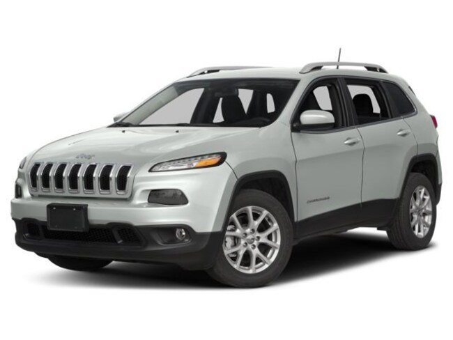 Used 2017 Jeep Cherokee Latitude 4x4 SUV in Denver