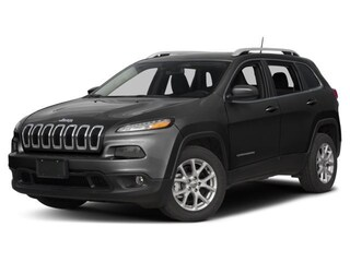 New Chrysler Dodge Jeep Ram Models 2017 Jeep Cherokee Latitude SUV Brattleboro, VT