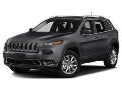 2017 Jeep Cherokee Limited 4x4 SUV Waterford