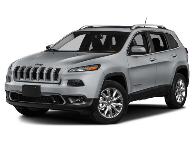Used 2017 Jeep Cherokee Limited Limited 4x4 Albuquerque