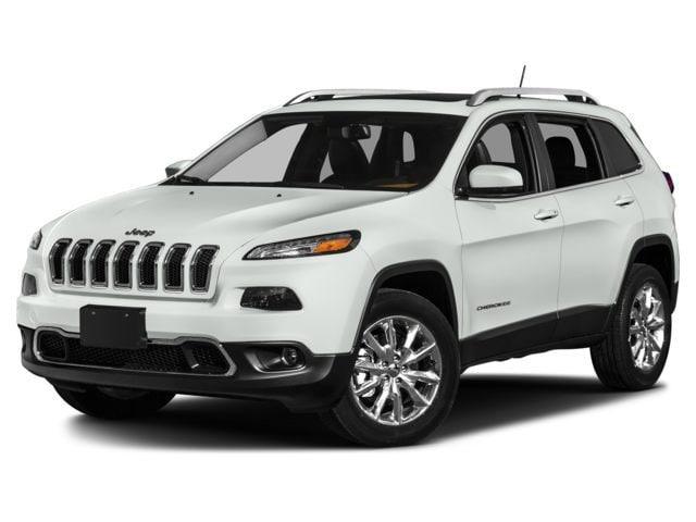 2017 Jeep Cherokee Limited SUV
