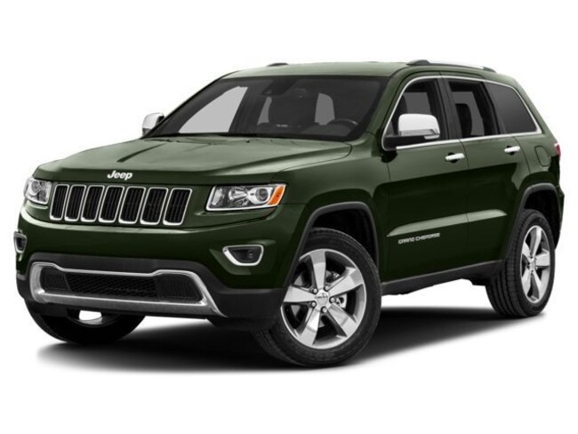 Used 2017 Jeep Grand Cherokee Limited 4x4 SUV in Somerset, PA