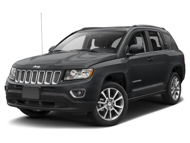 2017 Jeep Compass Latitude Latitude FWD *Ltd Avail*