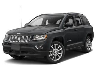 2017 Jeep Compass MK COMPASS LATITUDE FWD Sport Utility