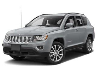 2017 Jeep Compass Latitude Latitude FWD *Ltd Avail* near Houston