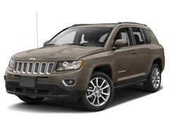 2017 Jeep Compass MK COMPASS HIGH ALTITUDE FWD Sport Utility