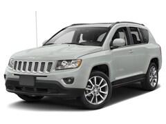 2017 Jeep Compass Latitude FWD SUV