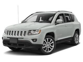 Used 2017 Jeep Compass Latitude FWD SUV 1C4NJCEB9HD199357 J182420A in Brunswick, OH
