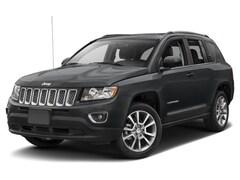 2017 Jeep Compass High Altitude SUV