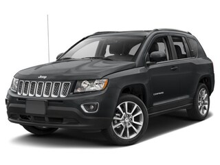 Used 2017 Jeep Compass High Altitude SUV for sale Wilkes Barre
