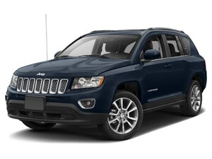 2017 Jeep Compass LAT