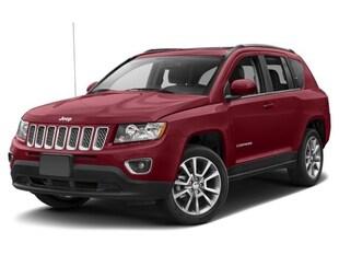 2017 Jeep Compass LAT SUV