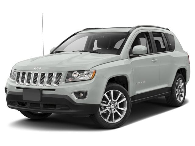 2017 Jeep Compass Latitude 4x4 SUV