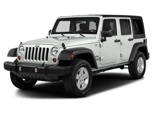 2017 Jeep Wrangler Unlimited Sport 4x4 SUV