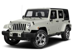 2017 Jeep Wrangler Unlimited Sahara 4x4