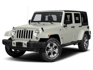 New 2017 Jeep Wrangler Unlimited Sahara 4x4 SUV in Danvers near Boston