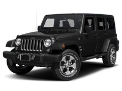2017 Jeep Wrangler Unlimited Sahara 4x4 SUV in Exeter NH at Foss Motors Inc