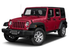 2017 Jeep Wrangler Unlimited JK RUBICON 4X4
