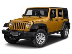 2017 Jeep Wrangler Unlimited Rubicon 4x4 SUV Wasilla, AK