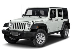 2017 Jeep Wrangler Unlimited Rubicon 4x4 SUV 1C4BJWFG9HL696347