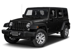 2017 Jeep Wrangler Unlimited Rubicon 4x4 SUV 1C4BJWFGXHL653006