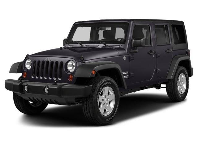 2017 Jeep Wrangler Unlimited Sport RHD 4x4 SUV